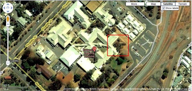 Kal_Hospital_map