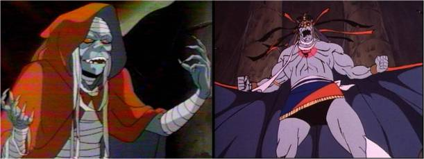 Imagens da Wildstorm Comics - Thundercats